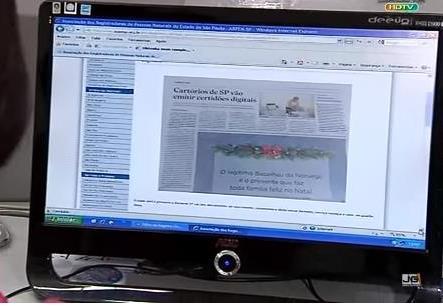 Usuários poderão emitir via online certidões cíveis e criminais autenticadas pelo TJCE