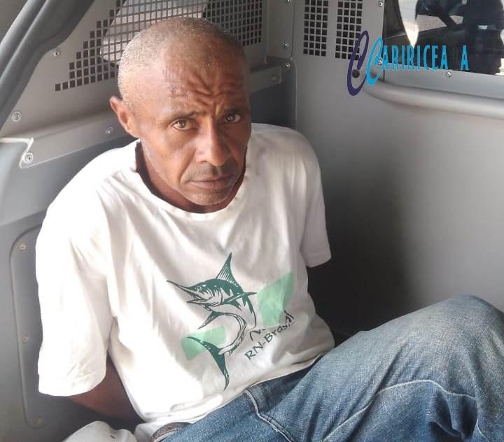 Cícero dos Santos Soares, apelidado de Cícero pão ASSARÉ 15.08.2019