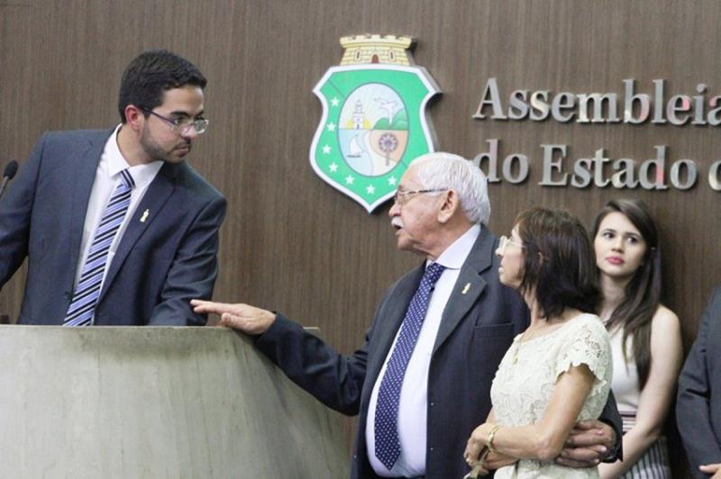 Davi de Raimundão toma posse nesta quinta-feira na Assembleia Legislativa