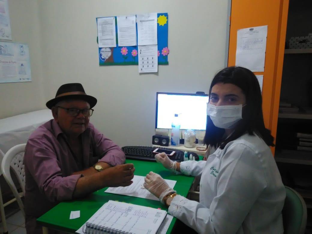 Em Santana do Cariri, Secretaria de Saúde realiza atendimentos na zona rural do município