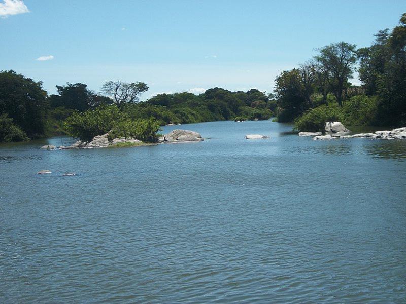 Extensão do Rio Salgado em Lavras da Mangabeira, Ceará Foto Divulgação