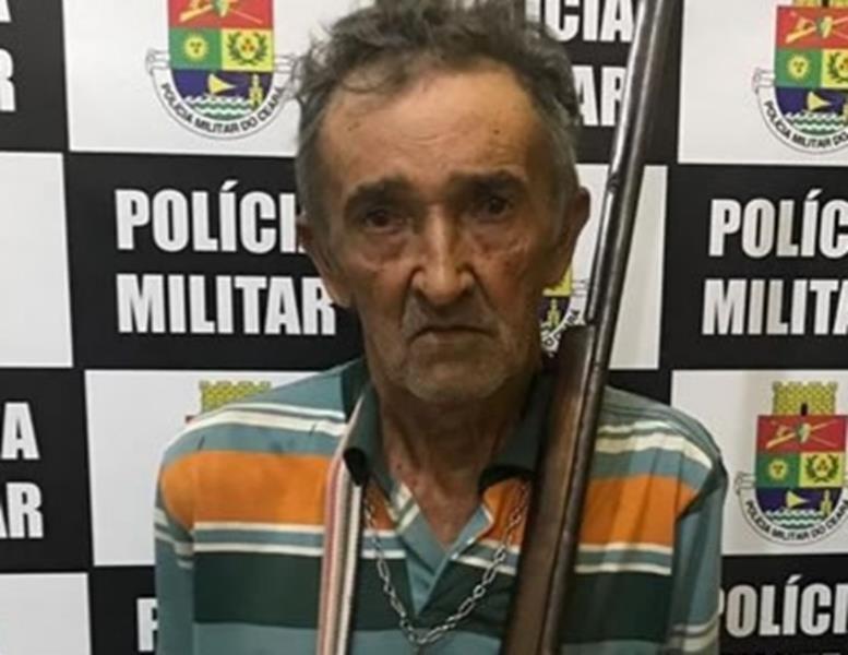 Francisco José de Alencar, 70 anos - Assaré 07.08.2019