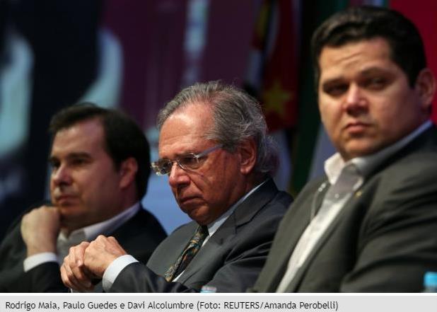 Governo e Congresso fecharam acordo para buscar proposta consensual de reforma tributária, diz Alcolumbre