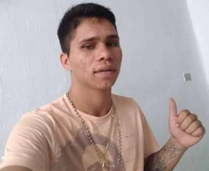Luiz Gustavo Santana Teles, Foto Redes sociais