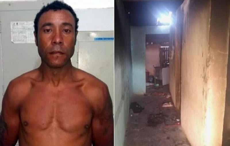 """Manuel Vieira dos Santos, apelidado por """"Nel de Luizão"""", 34 ARARIPE-CE 24.08.2019"""
