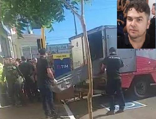 Marcos Antonio Sampaio, 36 anos, natural de Nova Olinda, assassinado em Barbalha 12.08.2019 Foto Divulgação