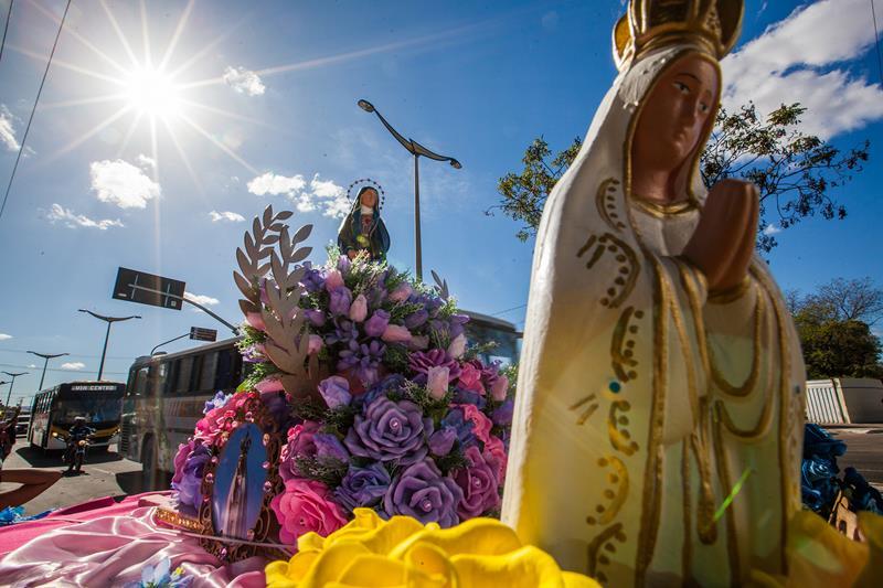 Demutran informa mudanças no trânsito no dia 15, data da procissão da Mãe das Dores Foto Samuel Macedo