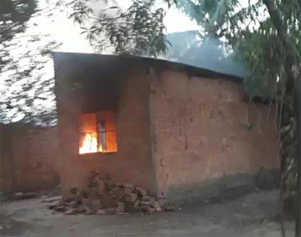 Incêndio em Residência - Foto ILustração_Internet