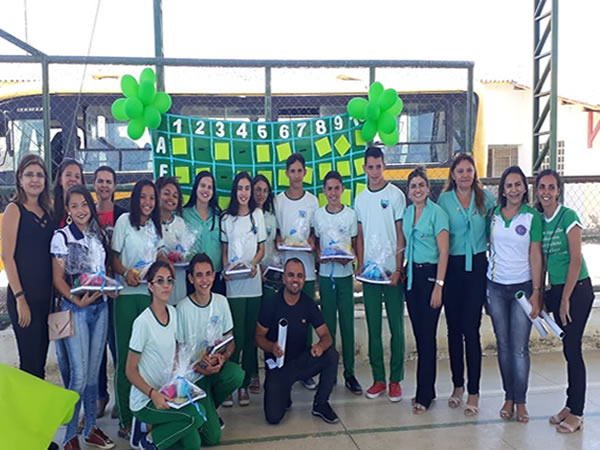 Santana do Cariri promove encontro motivacional com os alunos dos 9º anos das escolas municipais