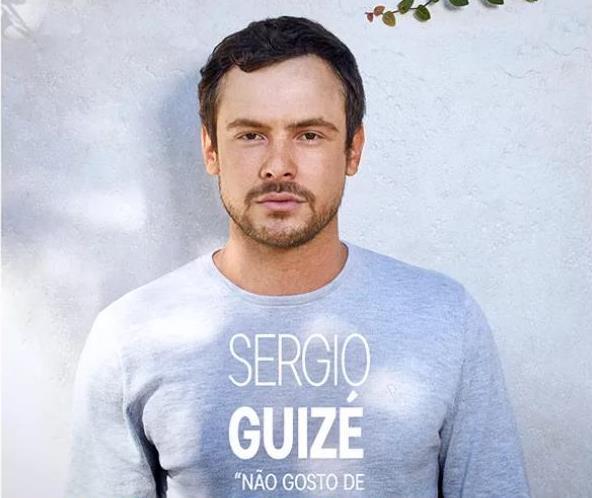 Sergio Guizé Me protejo desse glamour. Mas tenho preconceito zero com quem curte