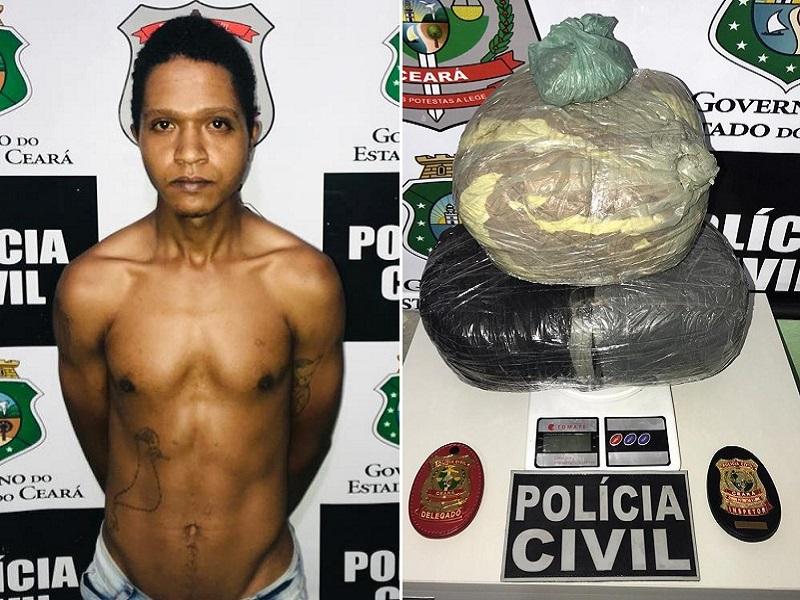 Breno Aparecido Conceição dos Anjos, 24 anos Brejo Santo, 10.10.2019