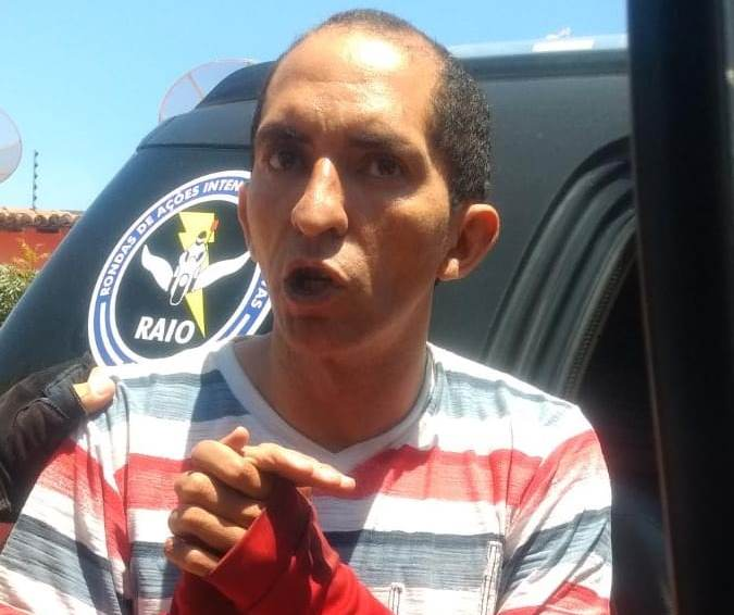 Douglas José da Silva Lima, 35 anos Foto Redes sociais