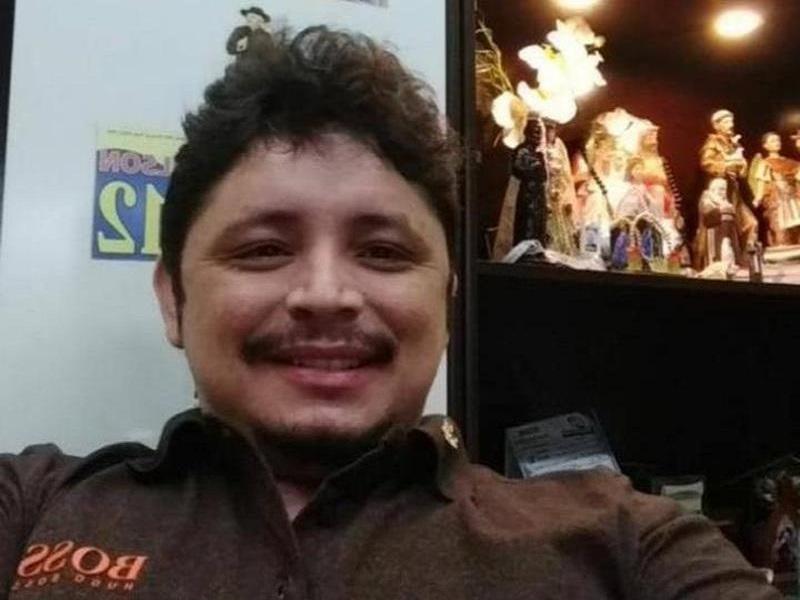 """Emanuel Sodson Leite de Oliveira, 37 anos que era mais conhecido como """"Emanuel da Calce calçados"""" Foto Redes sociais"""