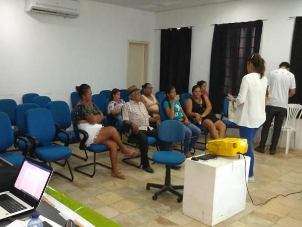 Encontro reúne catadores de materiais recicláveis em Santana do Cariri
