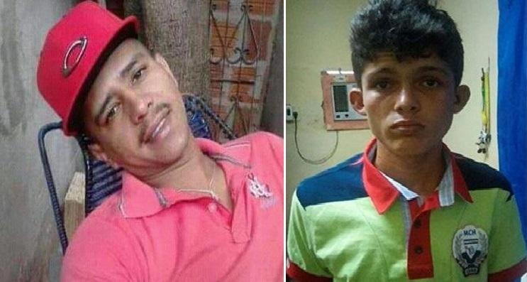 Luiz Carlos Tavares Silva Junior - Samuel de Sousa Nascimento, Foto Redes sociais