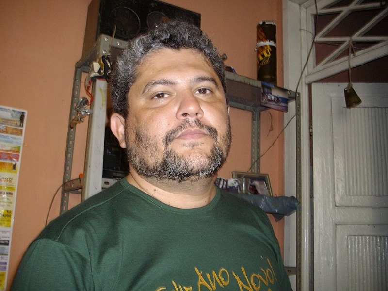 Morre em Crato aos 49 anos, , o professor e geófrago da URCA João Ludgero Sobreira Neto