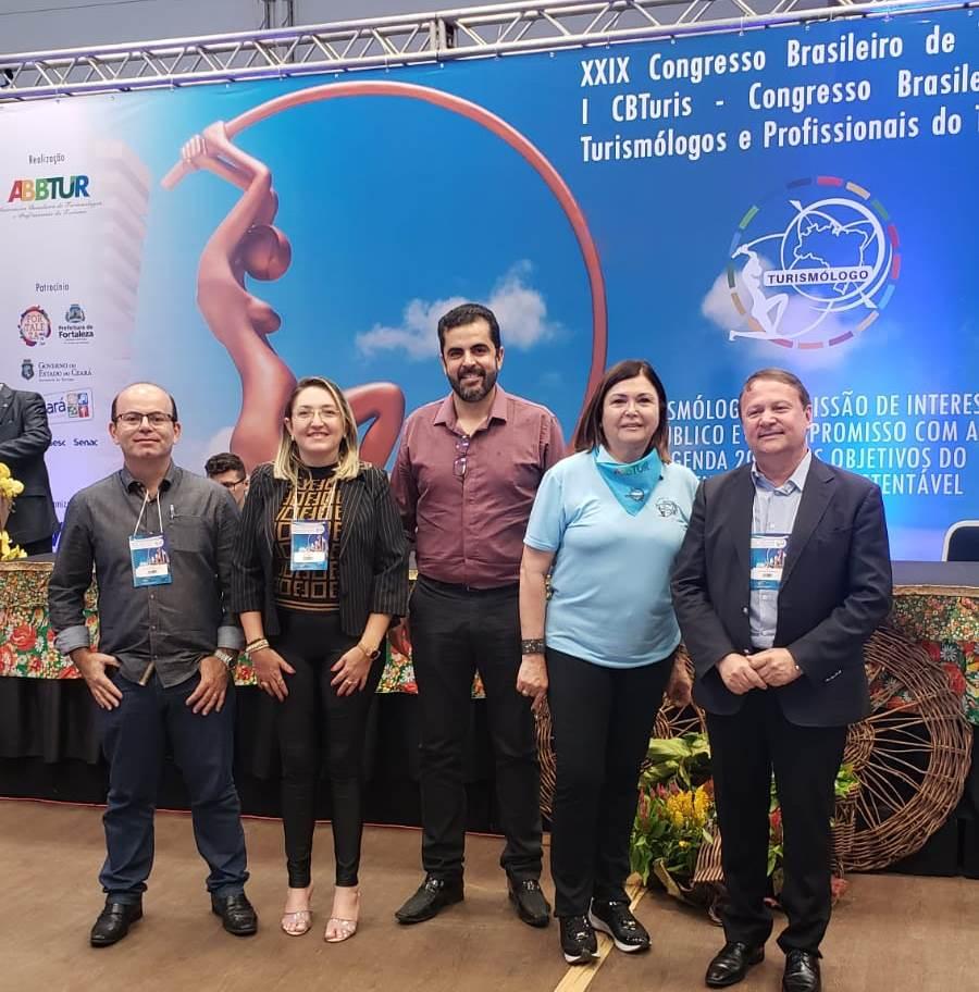 Município de Juazeiro participa do 29º Congresso Brasileiro de Turismo