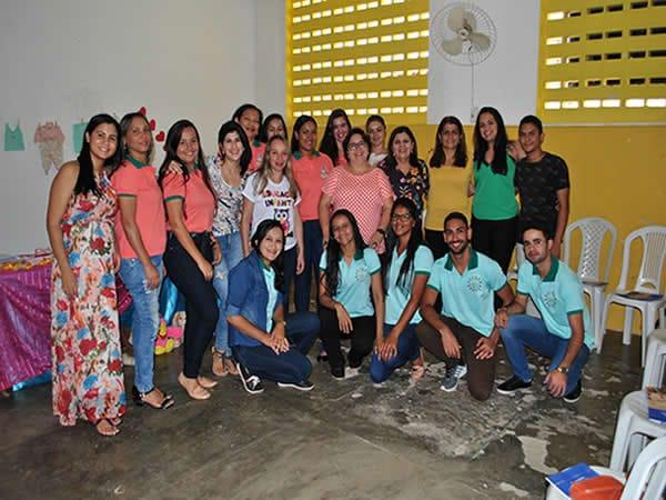 Santana do Cariri recebe equipe de monitoramento do Programa Criança Feliz e atesta resultado positivo