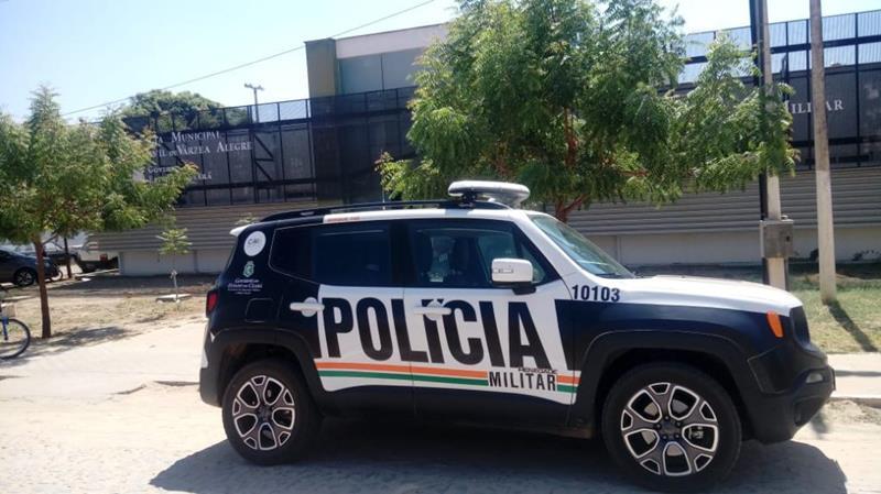 Viatua PM - delegacia de Várzea Alegre