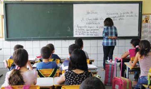 sala de aula - Foto Divulgação