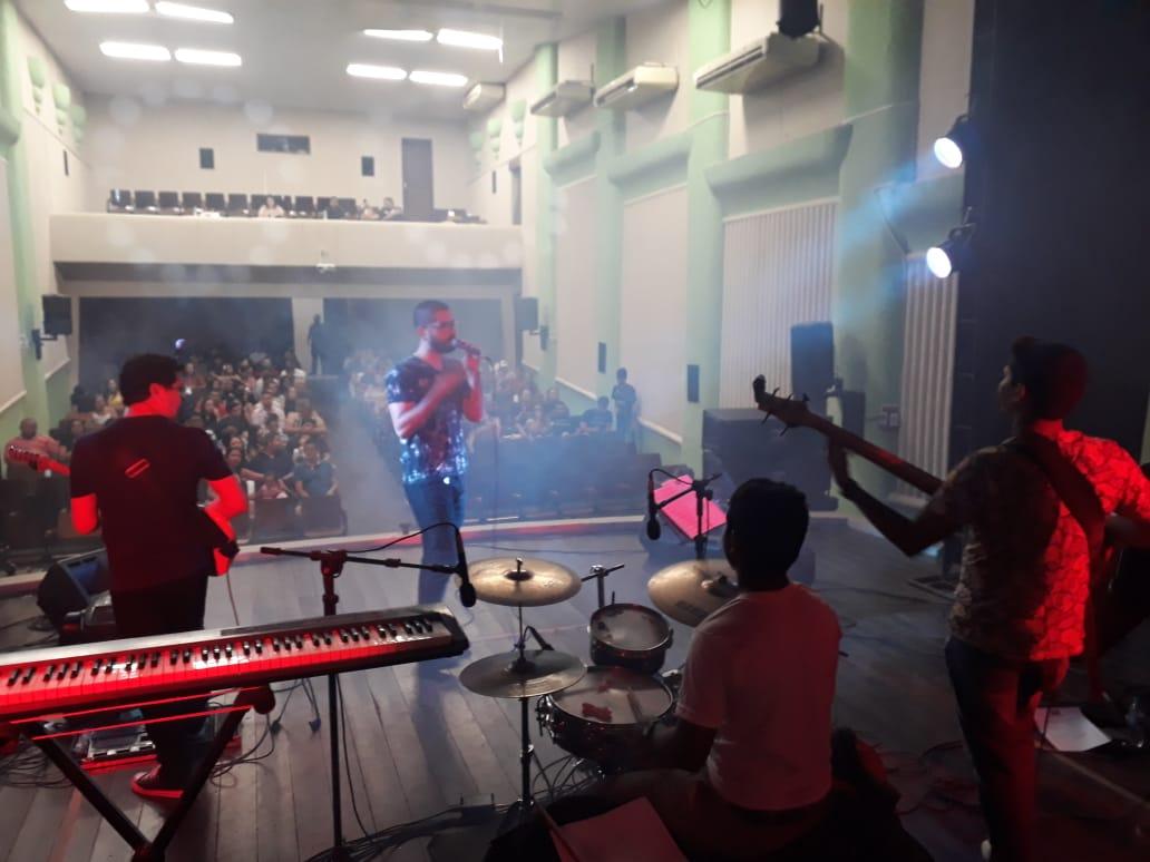 "Barbalha realiza segunda etapa do ""Prata da Casa – Music"""