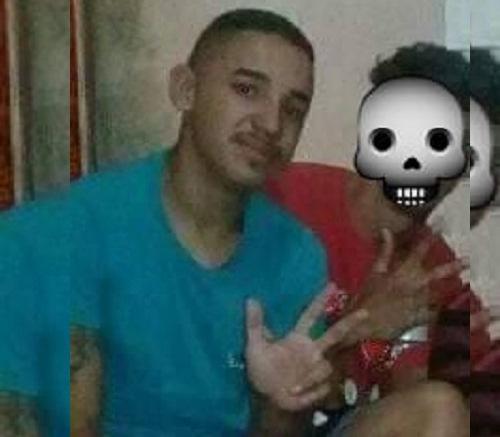 Cícero Yuri Alves Evangelista,19 anos morto a tiros em Juazeiro do Norrte 13.nov-2019 Foto Redes sociais