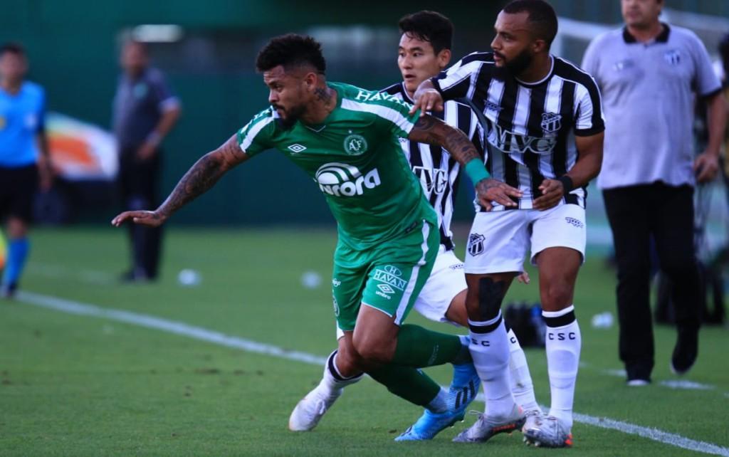 Ceará perde para a A Chape na Arena Condá (Foto Márcio Cunha_ACF)