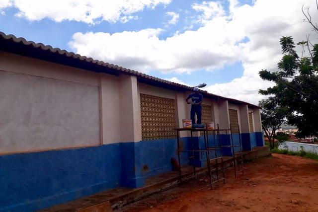 Escola Governador Gonzaga Mota Foto Reprodução_Facebook