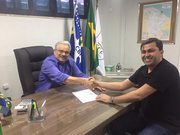 Federação Cearense de Futebol recebe requerimento de filiação do Cariri Football Club