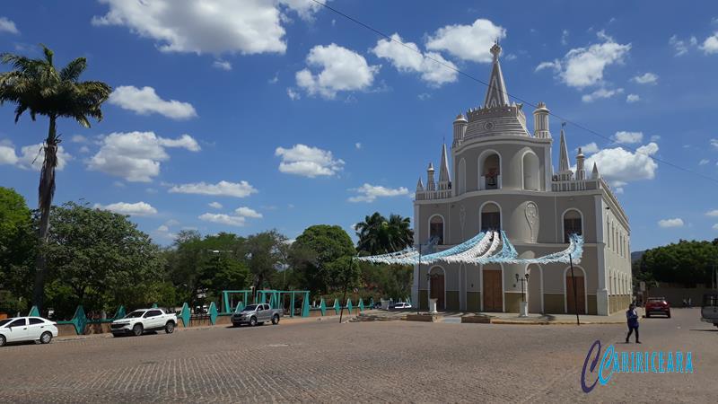Igreja do Rosário em Barbalha. Foto: Jota Lopes/Agência Caririceara.com
