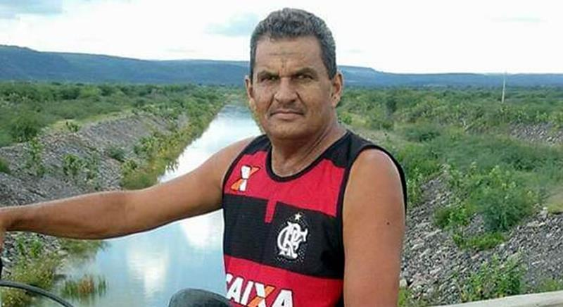 """José Auri Generoso dos Santos, 53 anos apelidado por """"Zé de Dulce"""" Foto Redes sociais"""