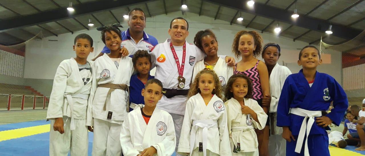Medalhista olímpico Felipe Kitadai é presença garantida no Encontro Sesc de Judô