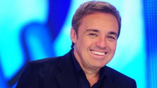 O apresentador Gugu Liberato teve morte cerebral nesta sexta-feira Foto Divulgação