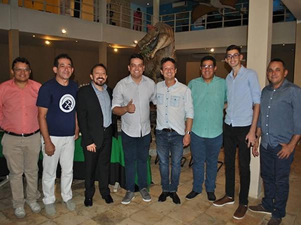 Paleofesta foi aberta em Santana do Cariri com programação no Museu e Missa da Misericórdia