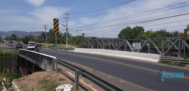 Ponte Bairro Muriti na CE 292 Crato - Foto Jota Lopes Agência Caririceara.com 12-Nov-2019