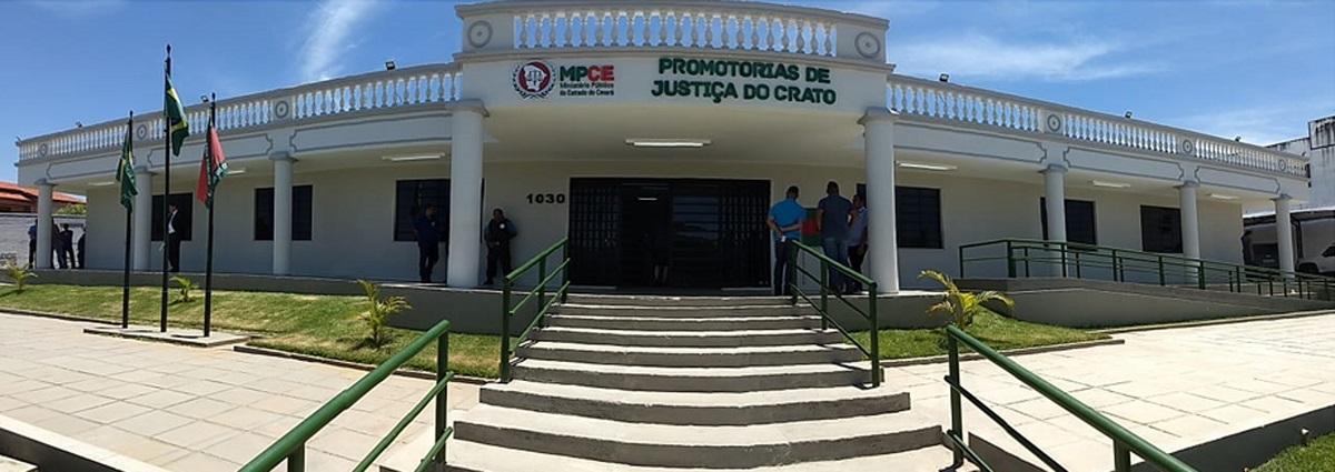 MPCE - Promotorias de Justiça do Crato Foto-Divulgação