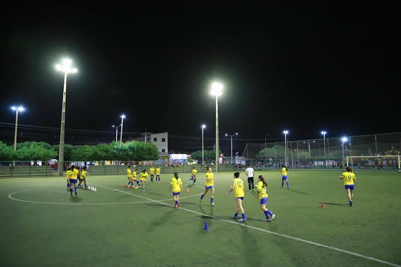 Seleção feminina encerra preparação para a final do Intermunicipal 2019 (Copy)