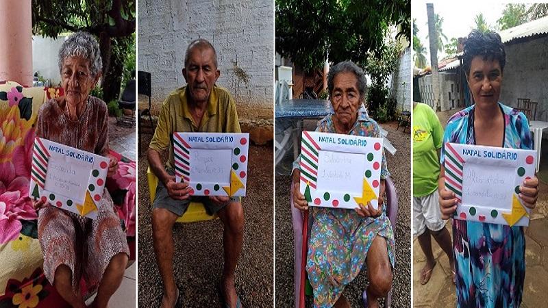 Adote um idoso Em Juazeiro do Norte abrigo faz campanha para arrecadar presentes de Natal Foto Redes sociais
