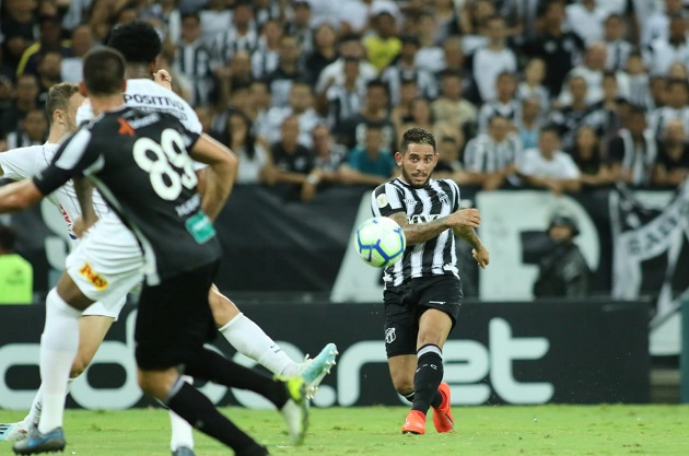 Ceará x Corinthians 04.dez-2019 Divulgação