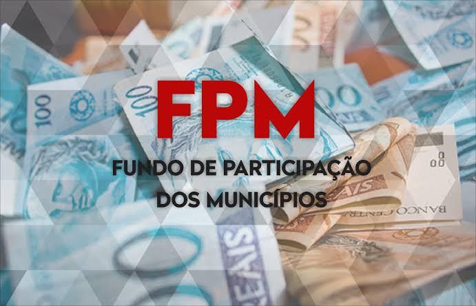 Fundo de Participação dos Municípios (FPM) Foto Divulgação