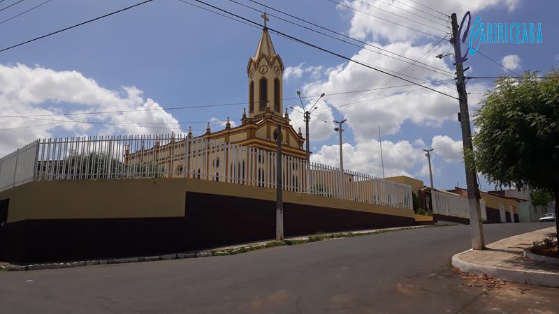 Igreja de São Francisco, em Crato Foto Jota Lopes Agência Caririceara.com
