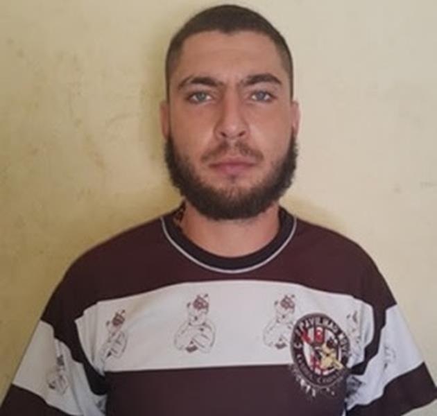 Leonardo Jorge Monteiro Laurentis, Fugitivo da cadeia de Ouricuri-PE preso em Barbalha-CE