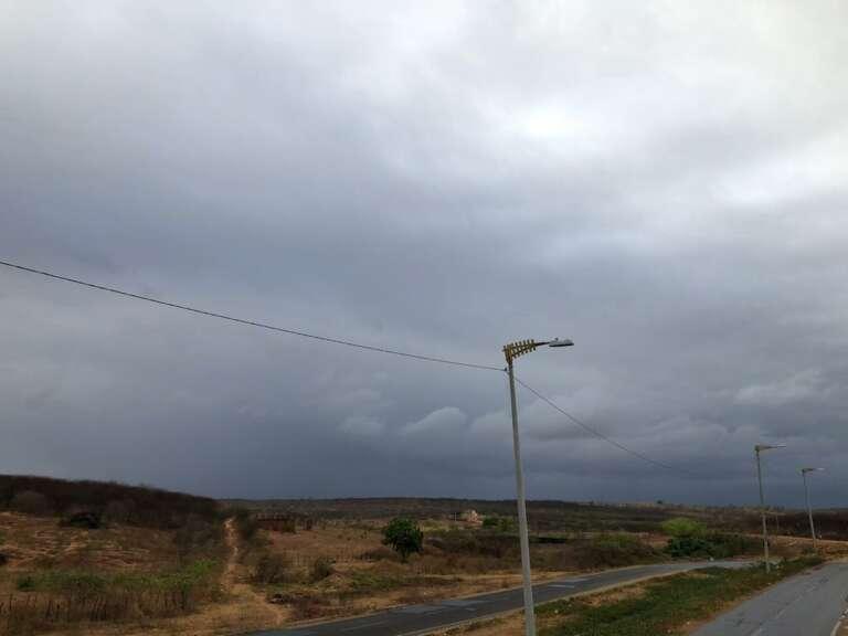 Maior umidade e atuação de áreas de instabilidade contribuirão para precipitações no centro sul (FOTO Marciel Bezerra)