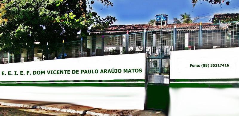 Dom Vicente de Paulo Araújo Matos FOTO DIVULGAÇÃO