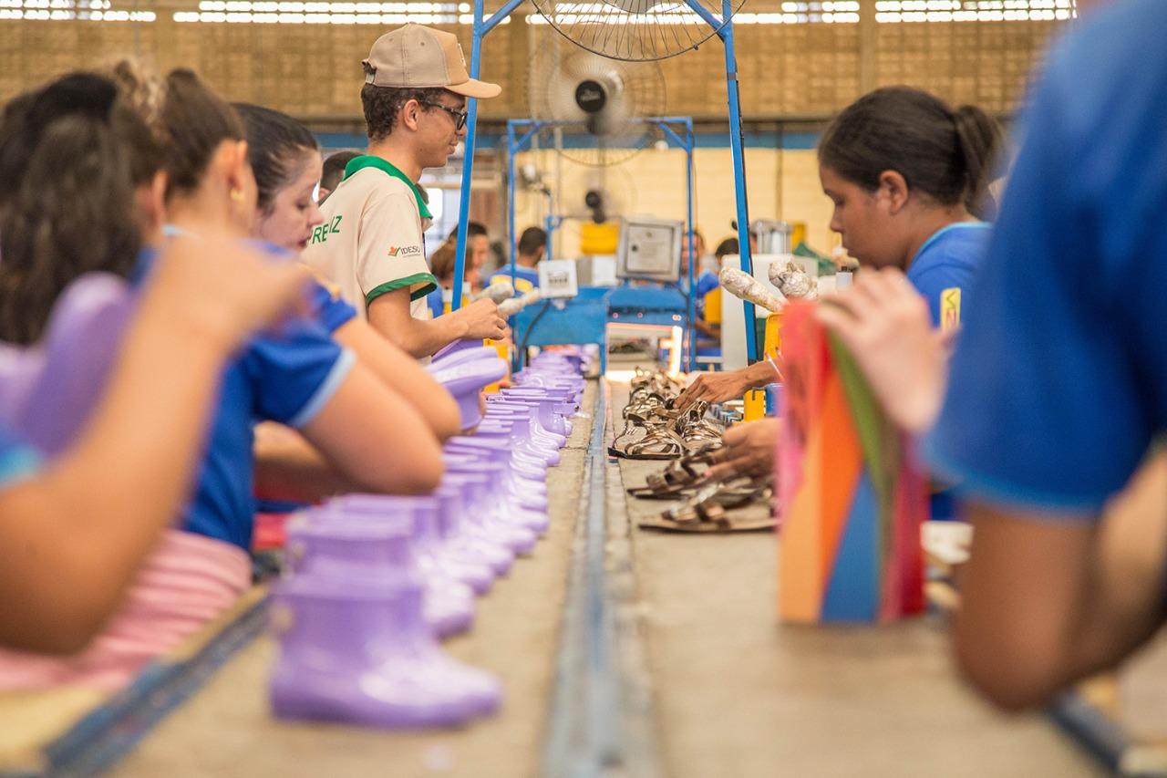 Juazeiro do Norte Comércio e serviços puxam alta da empregabilidade e exportações aumentam na indústria