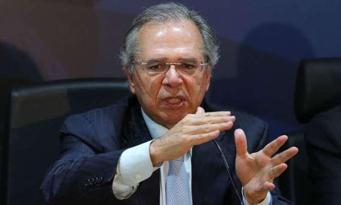 Ministro PauloGuedes - foto Fabio Rodrigues Pozzebom-Agência Brasil