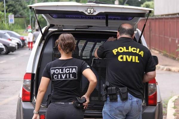 Polícia Civil Ceará — Foto SSPDS-Divulgação