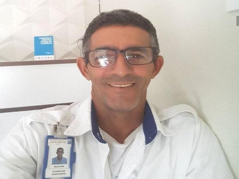 Antônio Ronaldo de Souza, 52 morto a bala em Exu-PE. 20.FEV-2020 Foto Divulgação