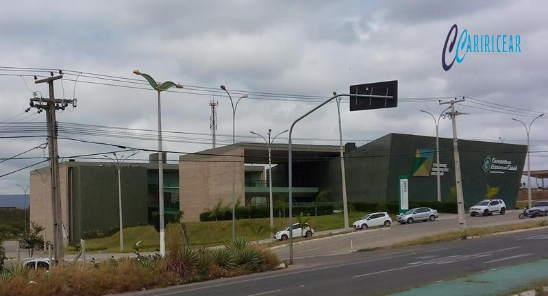 Centro de Convenções do Cariri Foto Jota Lopes-Agência Caririceara.com