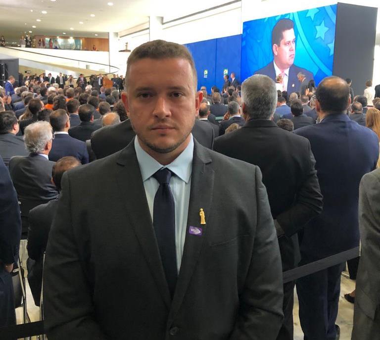 Empresário Arthur Gomes de Matos